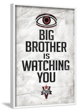 Big Brother is Watching You 1984
