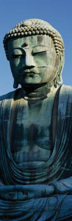 Big Buddha, Daibutsu, Kamakura, Japan