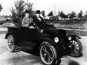 Big Business, Stan Laurel, Oliver Hardy [Laurel and Hardy], 1929