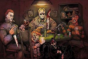 Slashers by Big Chris Art