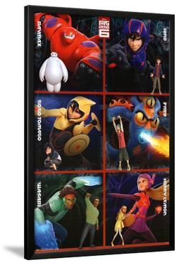 Big Hero 6 - Heroes