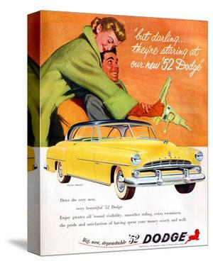 Big New Dependable 52 Dodge