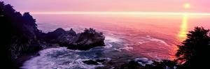 Big Sur Coast at Sunset, California, USA