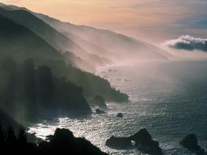 Big Sur Coastline CA USA