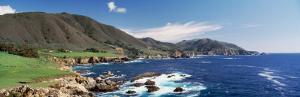 Big Sur, Pacific Ocean, California, USA