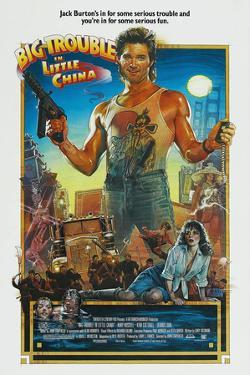 BIG TROUBLE IN LITTLE CHINA [1986], directed by JOHN CARPENTER.