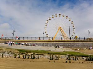 Big Wheel and Promenade, Tramore, County Waterford, Ireland