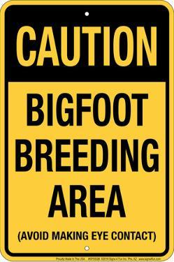 Bigfoot Breeding