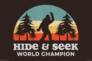 Bigfoot Hide & Seek