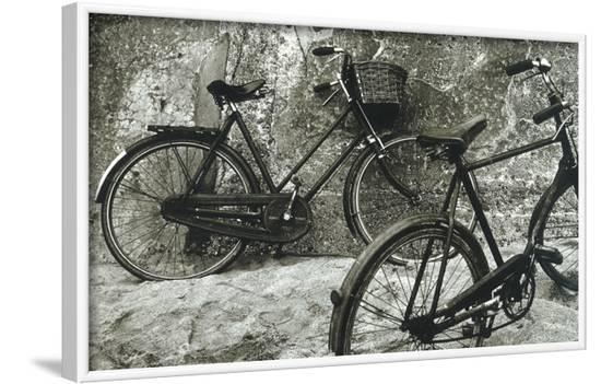 Bike II-Stuart Roy-Framed Art Print