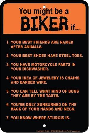 Biker Rules