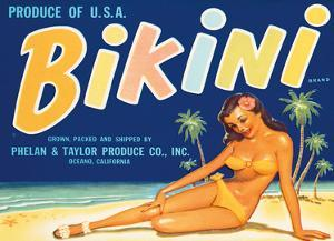 Bikini Brand - Produce of U.S.A.