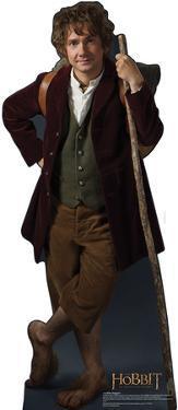 Bilbo Baggins - The Hobbit Movie Cardboard Stand Up