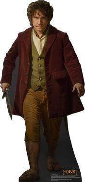 Bilbo - The Hobbit The Desolation of Smaug Movie Lifesize Standup