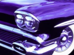 Classic 1958 Chevrolet by Bill Bachmann