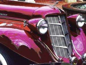 Classic Auburn Car by Bill Bachmann