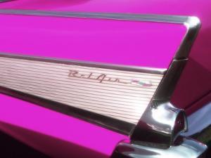 Classic Chevrolet Bel Air by Bill Bachmann