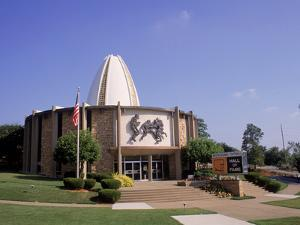 Football Hall of Fame, Caton, OH by Bill Bachmann