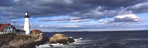 Portland Head Lighthouse, Maine, USA by Bill Bachmann