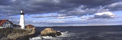 Portland Head Lighthouse, Portland, Maine, USA by Bill Bachmann