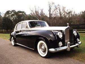 Rolls Royce by Bill Bachmann