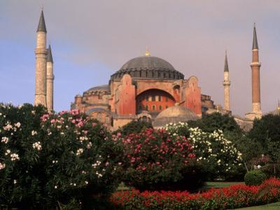 Saint Sophia Church, Hagai Sophia, Istanbul, Turkey