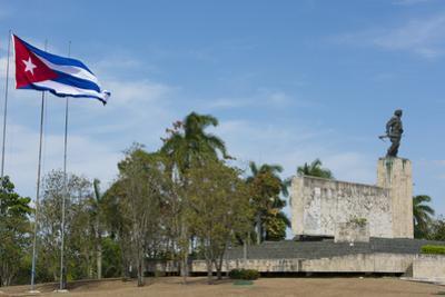 Santa Clara, Cuba. Memorial to Che Guevara hero of Revolution by Bill Bachmann