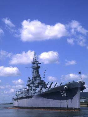 USS Alabama, Battleship Memorial Park, Mobile, Alabama by Bill Bachmann