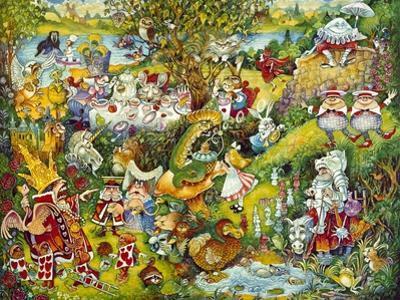 Alice in Wonderland by Bill Bell