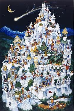Animal Castle by Bill Bell