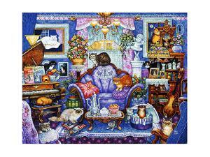Blue Room by Bill Bell