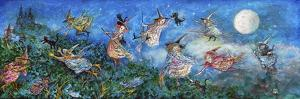 Flight of Witches by Bill Bell