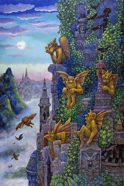 Gargoyle's Twilight by Bill Bell