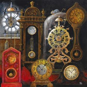 Hickory Dickory Dock by Bill Bell