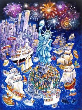 Miss Liberty by Bill Bell