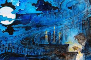 Moonlight Sonata by Bill Bell