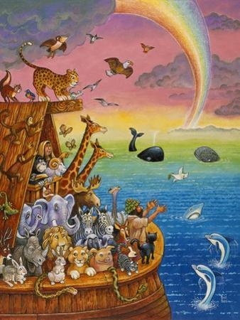 Noah and the Rainbow by Bill Bell