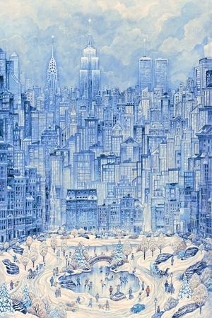 NY City Winter