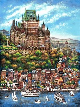 Quebec City by Bill Bell