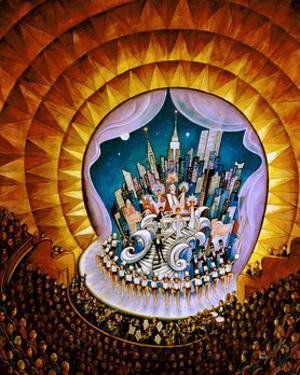 Radio City by Bill Bell