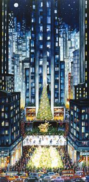 Rockefeller Christmas by Bill Bell