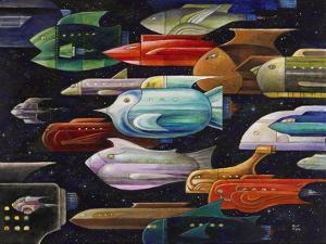 Rocket Fish by Bill Bell