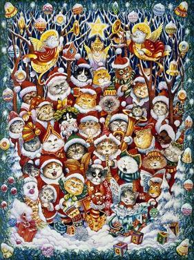 Santa Claws by Bill Bell