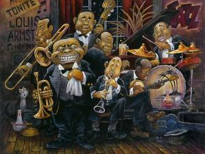 Satchmo by Bill Bell