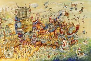 Steel Pier Memories by Bill Bell