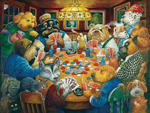 The Poker Club by Bill Bell