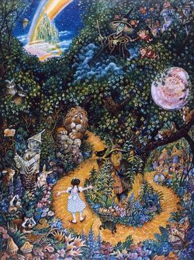 The Yellow Brick Road by Bill Bell