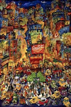 Times Square by Bill Bell