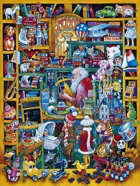 Toyman by Bill Bell