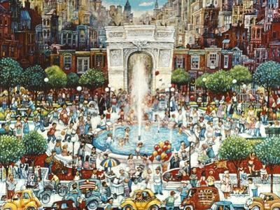 Washington Square by Bill Bell